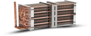 Refrigerated cased coils - Replacement coil